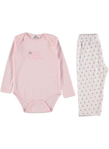 Locopop Pijama Takım Pembe
